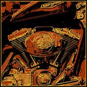 Road King Print by Gary Grayson