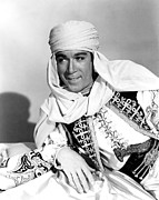 1942 Movies Photos - Road To Morocco, Anthony Quinn, 1942 by Everett