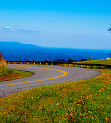 Canvas Photo Originals - Road Trip through the Blue Ridge  by Sabrina  Hall