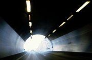 Sami Sarkis - Road tunnel blurred motion
