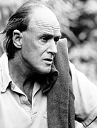 Author Prints - Roald Dahl, 1916 - 1990 Print by Everett