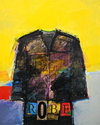 Robe Mixed Media Posters - Robe Poster by Cliff Spohn