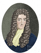 Boyle Framed Prints - Robert Boyle, British Chemist Framed Print by Science Source