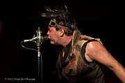 Robert Brown Of Abney Park Print by Sandra Sykes