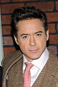 Robert Downey Jr. Prints - Robert Downey Jr. At Arrivals Print by Everett