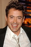 Robert Downey Jr. Prints - Robert Downey Jr. At Arrivals For A Print by Everett