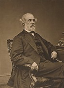 Commander Photos - Robert Edward Lee 1807-1870 by Everett