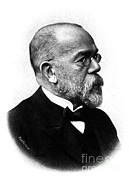 Nobel Prize Winner Prints - Robert Koch, German Microbiologist Print by Science Source