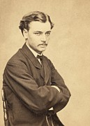 Mathew Photos - Robert Lincoln 1843-1926, Oldest Son by Everett