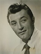 Actors Prints - Robert Mitchum 1917-1997, Popular Print by Everett