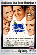 Sinatra Art Posters - Robin And The 7 Hoods, Top From Left Poster by Everett