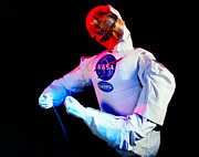 Robonaut Prints - Robonaut Print by NASA / Science Source