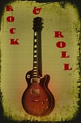 Rock And Roll Art - Rock and Roll by Bill Cannon