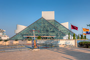 Fame Prints - Rock and Roll Hall of Fame I Print by Clarence Holmes