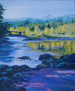 Donna Drake - Rock Creek Fishing Hole