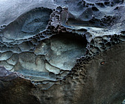 Nature Study Photos - Rock Erosion 2 Koh Kut by Jennifer  Bright