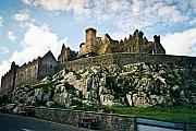 Firm Framed Prints - Rock of Cashel Castle Ireland Framed Print by Douglas Barnett