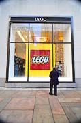 Mark Gilman - Rockefeller Center Lego Store
