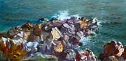Ylli Haruni - Rocks against the Ocean