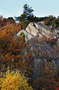 Mountain Art Photos - Rocky Autumn by Lutz Baar