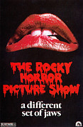 Rocky Horror Picture Show Prints - Rocky Horror Picture Show, Movie Print by Everett