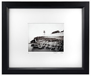 Beach Photograph Photo Originals - Rocky Refuge by Patrick M Lynch
