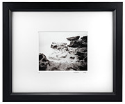 Beach Photograph Photo Originals - Rocky Shore 1 by Patrick M Lynch