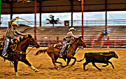 Allan Einhorn - Rodeo Calf Roping