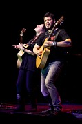 Social Life Prints - Rodrigo Y Gabriela Perform Print by Everett