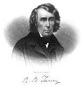 Chief Justice Art - Roger B. Taney (1777-1864) by Granger