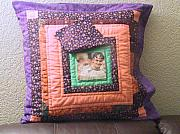 Pillow Tapestries - Textiles - Roger by Deva  Hymen