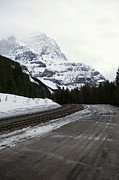 Road Travel Prints - Rogers Pass, Selkirk Mountains, Glacier National Park, British Columbia, Canada Print by Ron Fehling