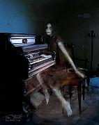 Paranormal Art - Rolling Hills Organ by Tom Straub