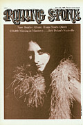Rock Posters - Rolling Stone Cover - Volume #11 - 5/25/1968 - Rock Fashion  Poster by Baron Wolman