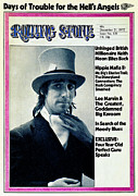 Rock N Roll Posters - Rolling Stone Cover - Volume #124 - 12/21/1972 - Keith Moon Poster by Bob Gruen