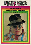 Truman Photos - Rolling Stone Cover - Volume #132 - 4/12/1973 - Truman Capote by Henry Diltz