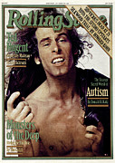 Ted Prints - Rolling Stone Cover - Volume #286 - 3/8/1979 - Ted Nugent Print by Bill King