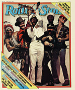 Rolling Stone Art - Rolling Stone Cover - Volume #289 - 4/19/1979 - The Village People by Bill King