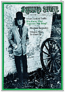 Rock N Roll Posters - Rolling Stone Cover - Volume #32 - 5/3/1969 - Stevie Winwood Poster by David Dalton