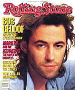 Bob Photos - Rolling Stone Cover - Volume #462 - 12/5/1985 - Bob Geldof by Davies and Starr