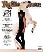 Covers Art - Rolling Stone Cover - Volume #545 - 2/9/1989 - Jon Bon Jovi by Timothy White