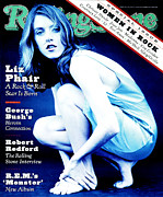 Featured Art - Rolling Stone Cover - Volume #692 - 10/6/1994 - Liz Phair by Frank Ockenfels