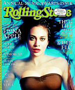Featured Art - Rolling Stone Cover - Volume #778 - 1/22/1998 - Fiona Apple by Mark Seliger