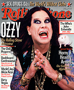 Covers Art - Rolling Stone Cover - Volume #901 - 7/25/2002 - Ozzy Osbourne by Martin Schoeller