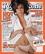 Featured Prints - Rolling Stone Cover - Volume #906 - 10/3/2002 - Jennifer Love Hewitt Print by Matthew Rolston