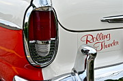Job - Barber Art - Rolling Thunder by Robert Harmon