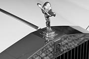 Rolls Royce Print by Dean Harte