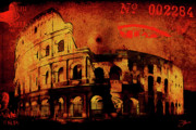 Dancin Artworks - Roman Colosseum