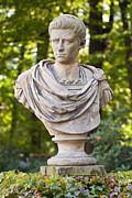 Roman Emperor Caligula. Print by Fernando Barozza