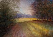 Lanscape Paintings - Romance Trail by Susan Jenkins